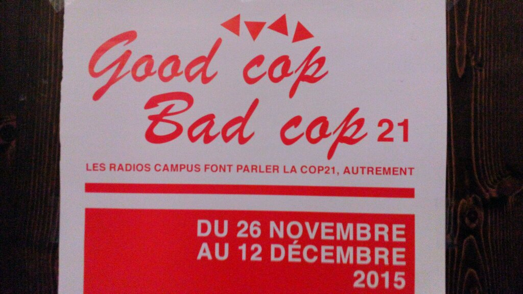 Good #cop21?
